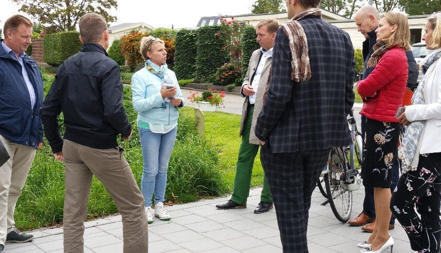 Burgermeester en Wethouders informeren stand van zaken.