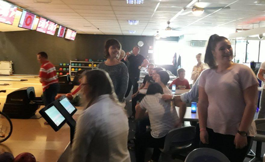 Van harte aanbevolen – gezellig een uurtje bowlen