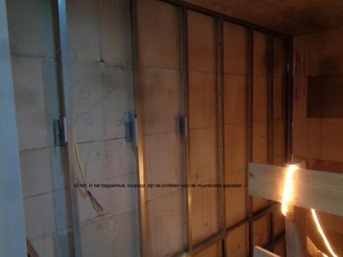 22 maart 2019: profielen muurisolatie koopappartementen