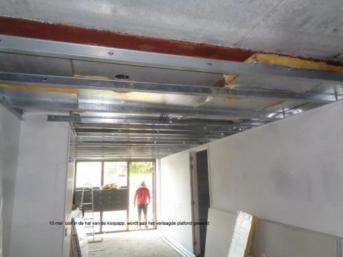 10 mei 2019: verlaagde plafond koopappartementen