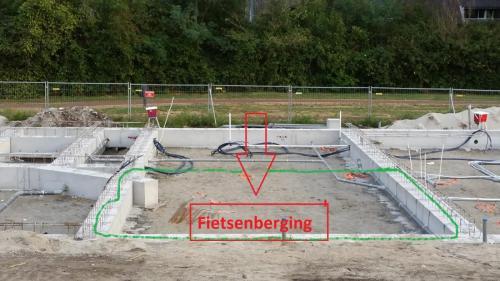 30-07-2018 Fietsenberging